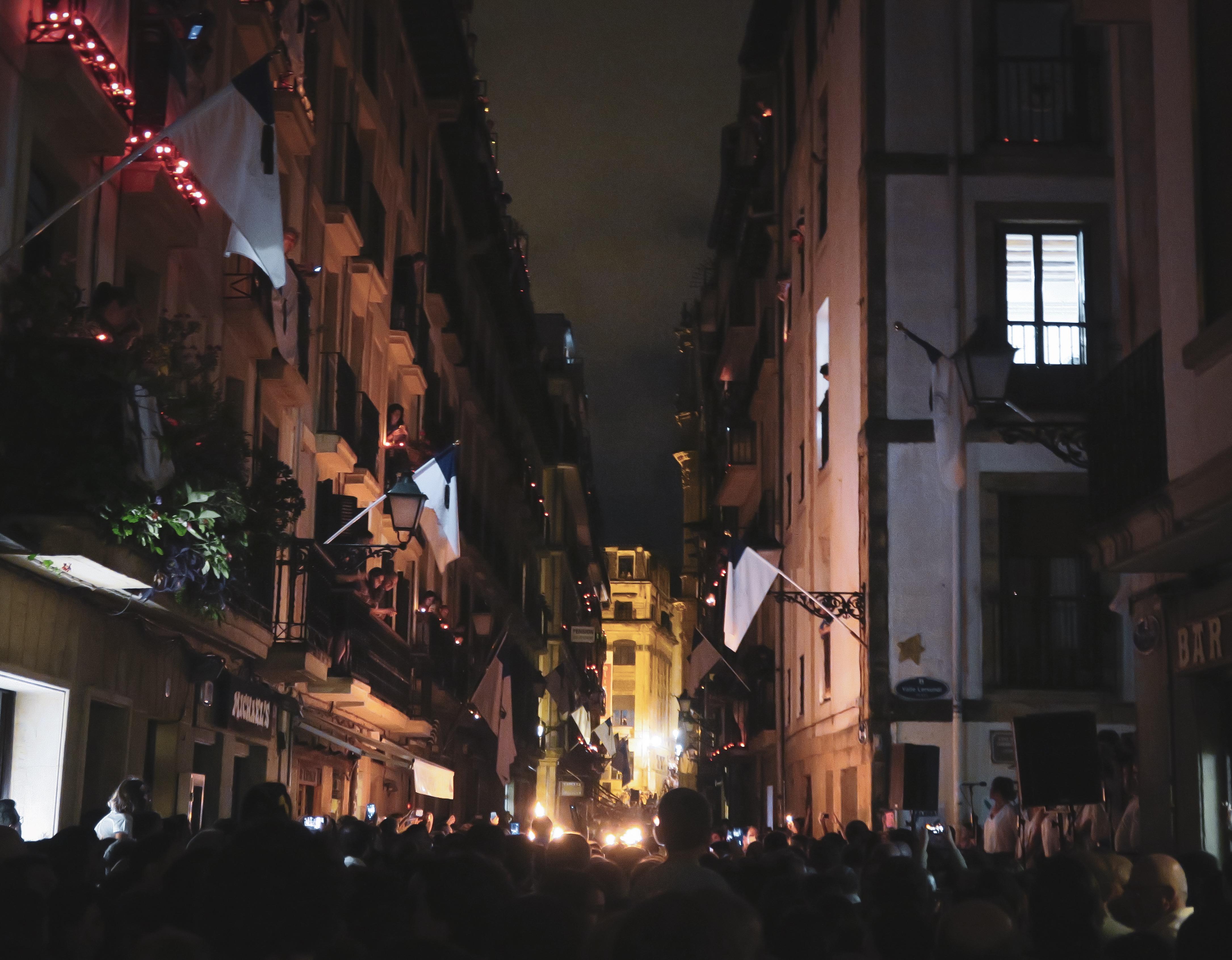 31 de Agosto, la calle más histórica de San Sebastián