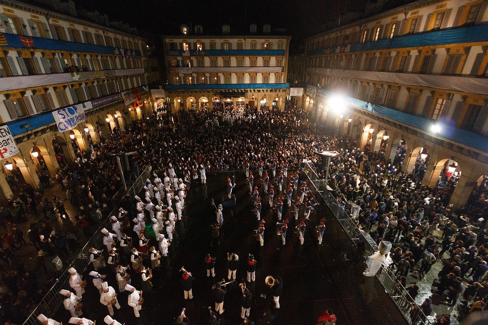 20 de enero: la ciudad se llena de música